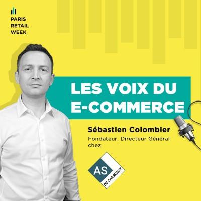 Sébastien Colombier, Fondateur chez As de carreaux cover