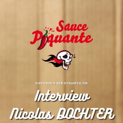Nicolas DOCHTER fondateur de Sauce Piquante Hellicious cover