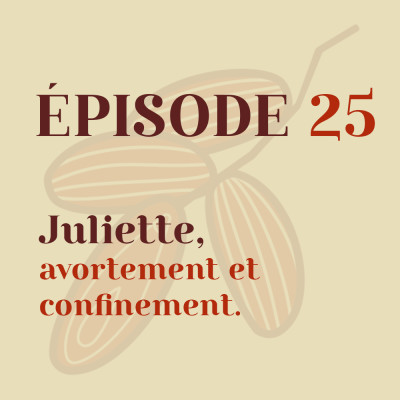 Juliette, avortement et confinement cover