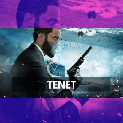 Tenet (sans spoilers) cover