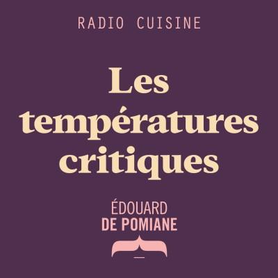 Les températures critiques cover