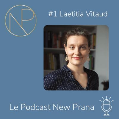 Episode #1 - Laetitia Vitaud - Analyser les mutations du monde du travail et être toujours en mouvement pour soi cover
