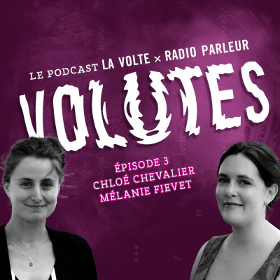 Volutes Épisode 3 - Explorer les futurs de la santé avec M. Fievet et C. Chevalier cover