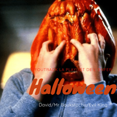 #8 FouTrack La Playlist De L' Enfer #Halloween cover