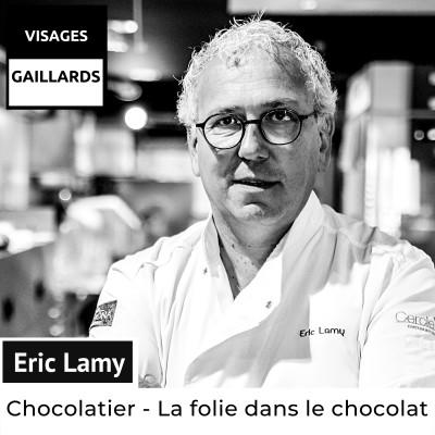 Eric Lamy - La folie du chocolat cover