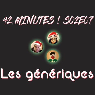 S02E07 - Les génériques de nos séries cover