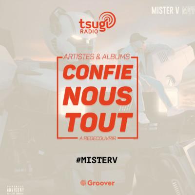 (re)Confie-nous tout avec Jean Fromageau : Mister V cover