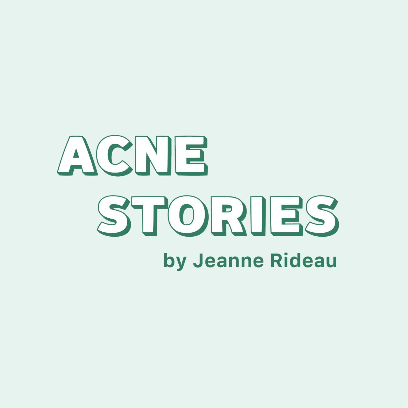 🇫🇷 Présentation du podcast Acne Stories