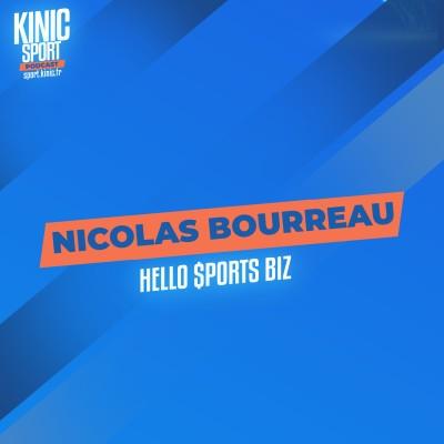 #1 - Nicolas Bourreau : Hello Sports Biz cover