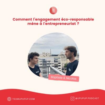 Ferkit - Comment l'engagement éco-responsable mène à l'entrepreneuriat ? cover