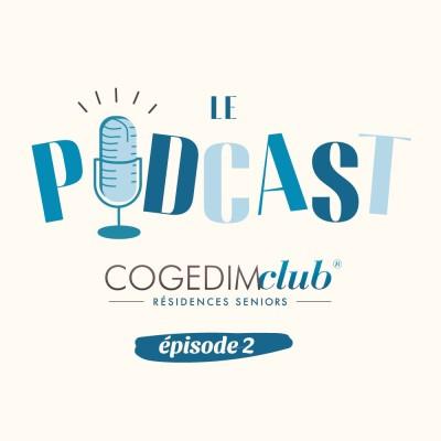 Le Podcast Cogedim Club #2 - Le Prix du Livre Cogedim Club avec Brigitte Fossey cover