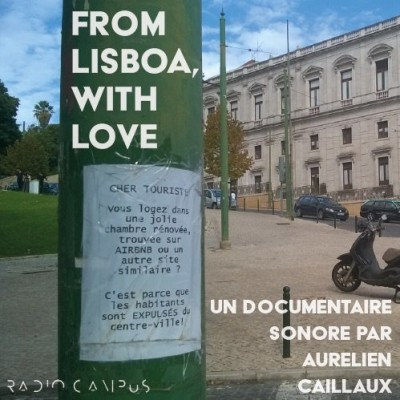 image From Lisboa, With Love  | Documentaire Sonore