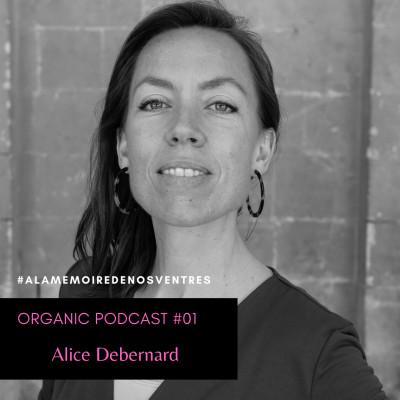 Episode #01 - Alice Debernard cover