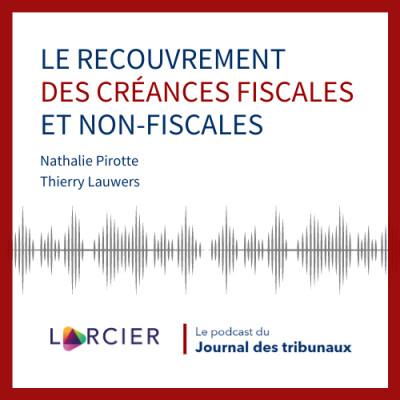 #12 - Le recouvrement des créances fiscales et non fiscales cover