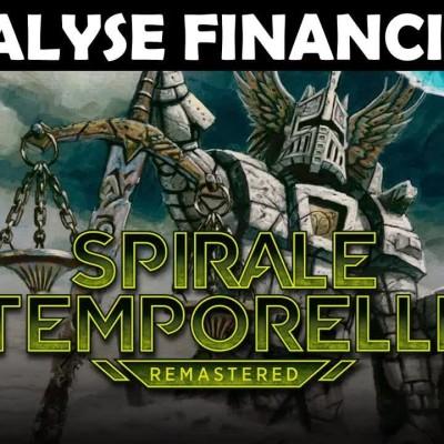 Time Spiral Remastered - Présentation et Analyse Financière I Magic: The Gathering cover