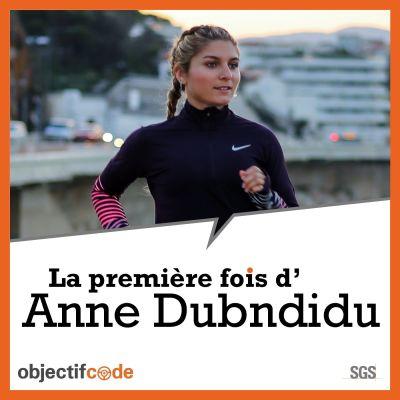 Anne Dubundidu - 1er Triathlon cover