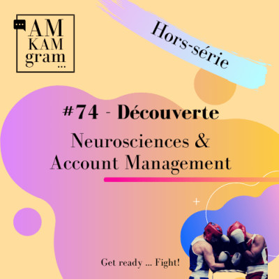 Episode 74 : Neurosciences & Account Management, avec Mélinda de TripAdvisor cover