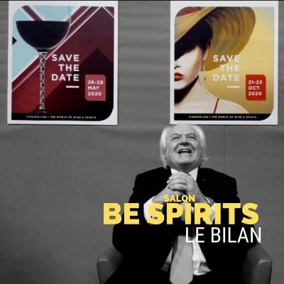 Podcast Infosbar Inside #31 : Le 1 er bilan de Be Spirits by Vinexpo Paris