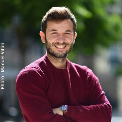 Le mouvement Ça commence par moi avec Julien Vidal cover