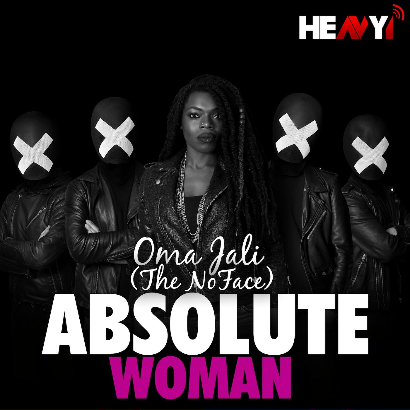 Absolute Woman : Oma Jali • The NoFace (Ep.5 Saison 1)
