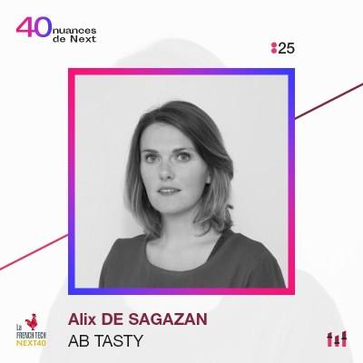:25 Part 1 - Alix de Sagazan - AB Tasty : l'expérience client au coeur du succès cover