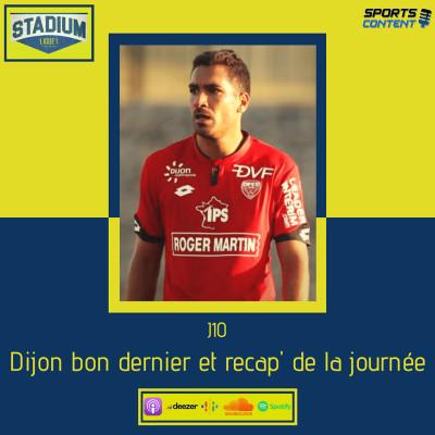 J10 - Dijon FCO, débrief et les pépites de la Farmers League cover