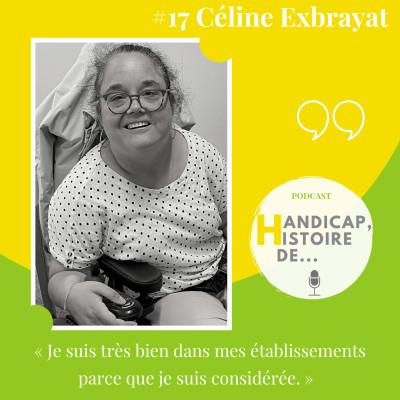 #17 Céline Exbrayat, le choix de vie en établissement! cover
