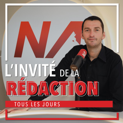 L'invité de la rédaction cover