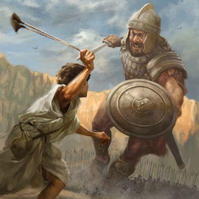 image David et Goliath - Clément Blanc