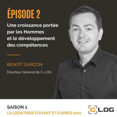 C-LOG [S1E02] - Une croissance portée par les Hommes et le développement des compétences cover