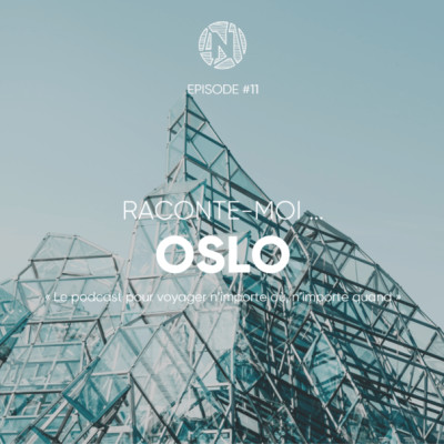 Raconte-moi ... Oslo en Norvège cover