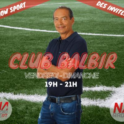 LE CLUB BALBIR DU DIMANCHE 4 OCTOBRE cover