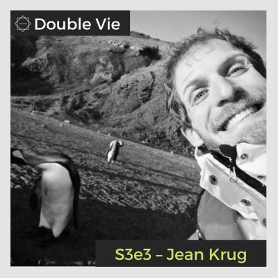 S03e03 — Jean Krug – Auteur et Glaciologue cover