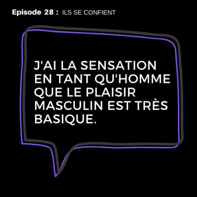 #28 : Laurent, 39 ans, polyamour avec un autre couple et enfants, orgasme prostatique