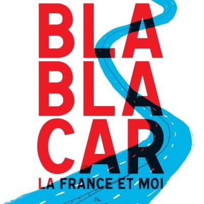 Blablacar La France et moi | Caroline Stevan cover