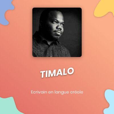 image Episode 7 : TiMalo : Le créole, une langue comme les autres