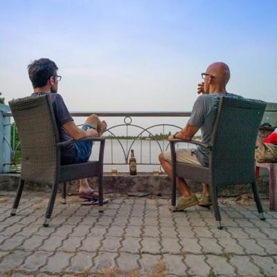 David, un Francais à Saigon - Dimanche 22 Mars Jour 6 cover