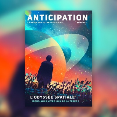 #19 Anticipation, la Revue - Marcus Dupont-Besnard cover