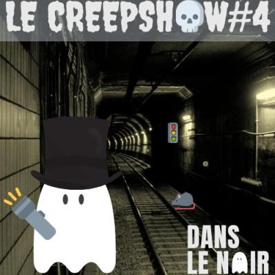 Creepshow 4 - Horreur : Terreur dans le Métro & Stéphane Bourgoin cover