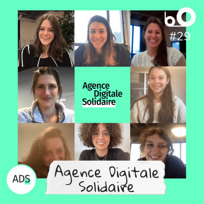 Episode 29: Agence Digitale solidaire cover