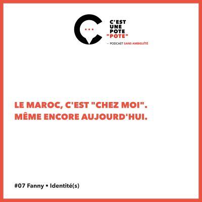 #07 Fanny • Identité(s) cover