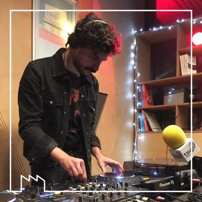 Set de a Mverte, producteur et DJ - enregistré dans les studios de Tsugi cover
