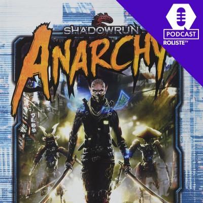 Ouverture Critique - Shadowrun Anarchy cover