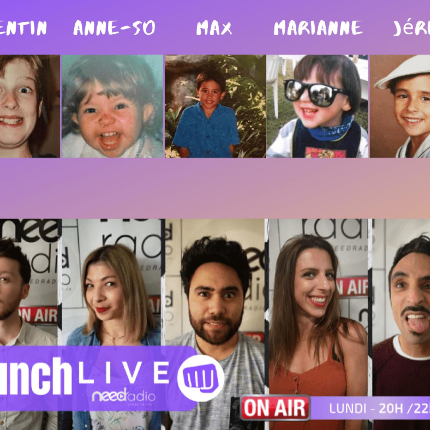 Punch Live avec Mehdi Sassi (16/12/19)