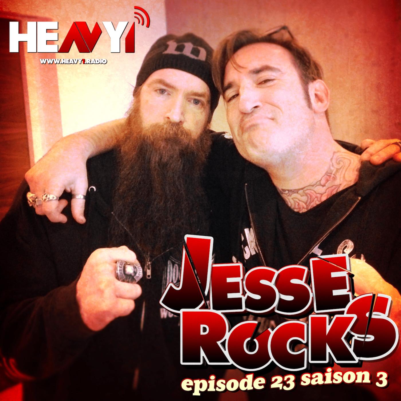 Jesse Rocks #23 Saison 3