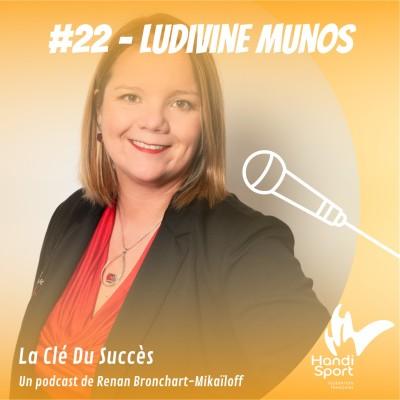 #22 - Ludivine Munos - Responsable intégration Paralympique Paris 2024 cover