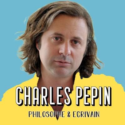 Charles Pépin, Philosophe - Aie confiance en tout ce qui n'est pas toi cover