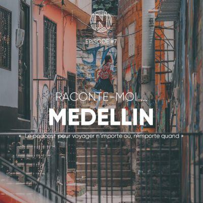 Raconte-moi ... Medellin en Colombie cover