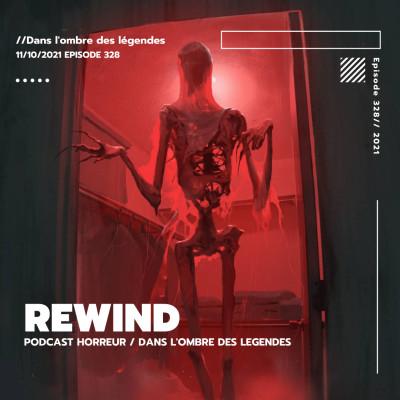 Dans l'ombre des légendes-328 Rewind cover