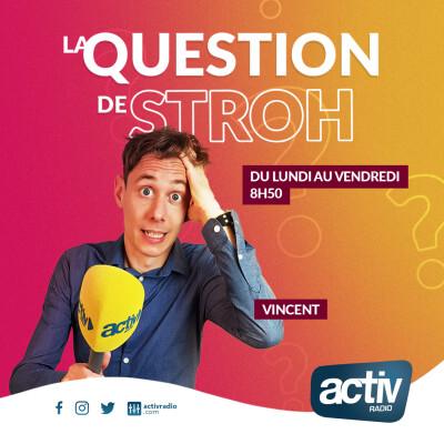 Égocentrisme : l'obligation d'écouter La Question de Stroh ! cover